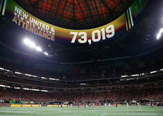Atlanta United ranked tenth in worldwide attendance
