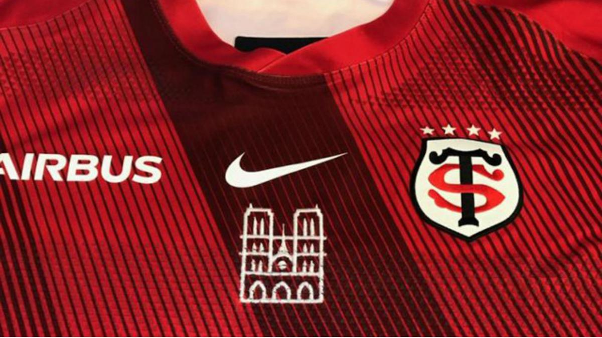 a2dbc61bfd5 Toulouse to wear jerseys featuring image of Notre Dame - AS.com