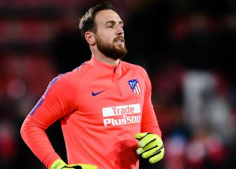 Jan Oblak signs new Atlético Madrid deal running to 2023
