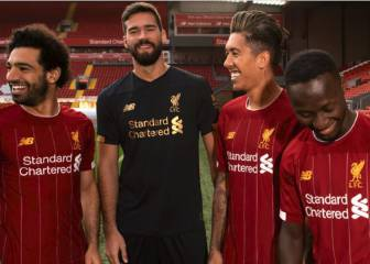 New Liverpool kit released