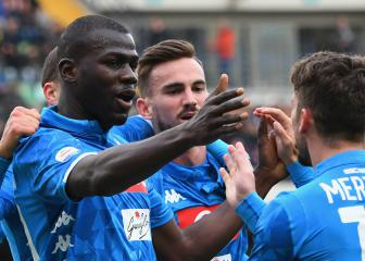 Koulibaly worth 150m euros, says Napoli boss Ancelotti