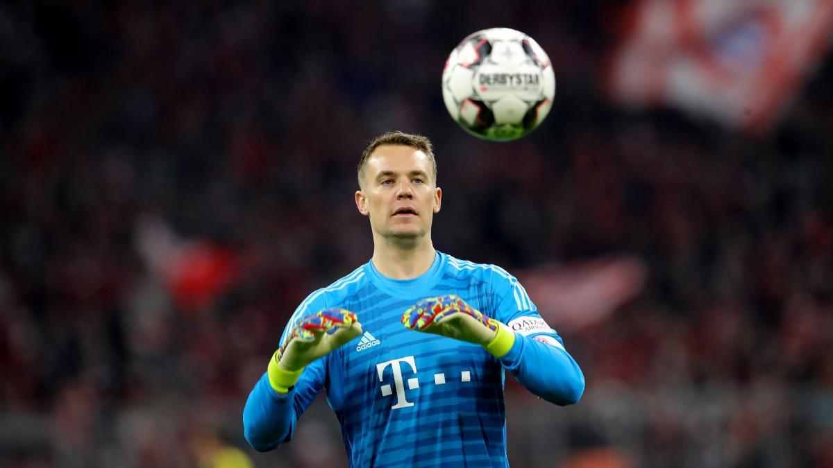 17b47b802 Kovac won t rush Manuel Neuer back from latest injury - AS.com
