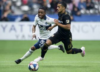 Whitecaps bring LAFC's unbeaten run to an end