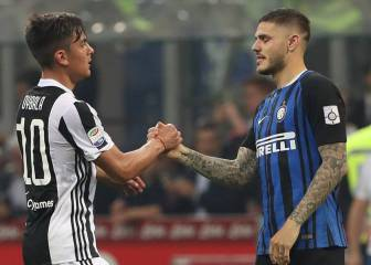 Juventus and Inter in talks over Icardi-Dybala swap deal