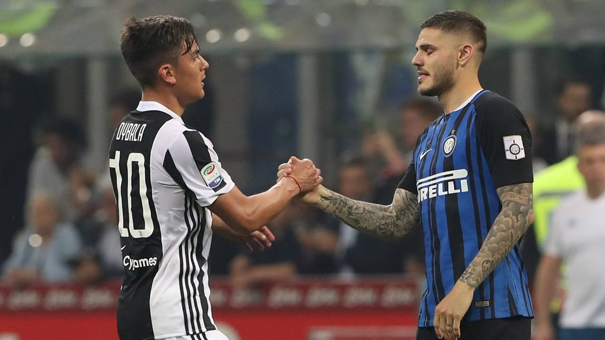 Juventus And Inter In Talks Over Icardi Dybala Swap Deal As Com