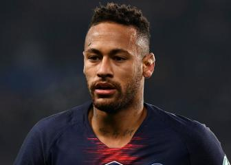 Neymar in line for PSG return versus Monaco