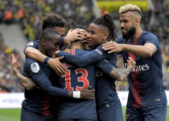 PSG retain Ligue 1 title as Lille are held by Toulouse