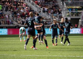 DC United can't stop NYCFC and slumps to second defeat