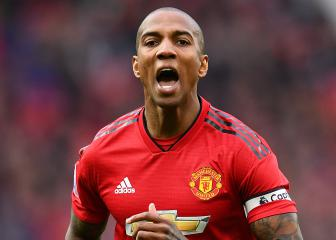 United will react in Manchester derby, says Ashley Young