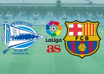 Alavés vs Barcelona: how and where to watch