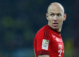 Arjen Robben eyeing new challenge in Japan over MLS