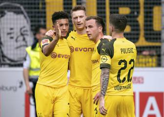 Dortmund's set to play friendly against Seattle Sounders