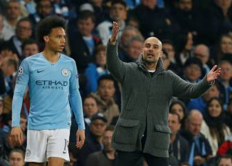 Pep facing struggle to keep Sané as Bayern eye winger