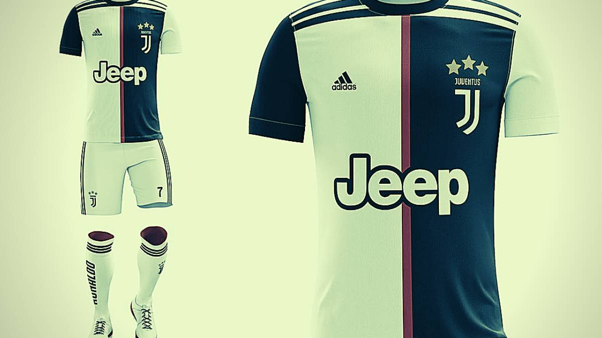 ccc95e2e9 Juventus to ditch the striped shirt after 116 years  - AS.com