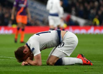 Spurs boss Pochettino hints at early Kane return