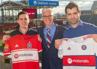 Chicago Fire announces partnership with Driblab