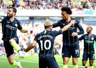 20th Premier League goal puts Agüero in elite company