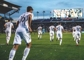 LA Galaxy vs Real Salt Lake: how and where to watch