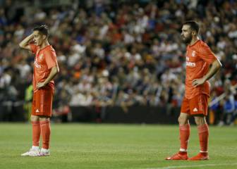 Real Madrid ratings: Bale in free fall, Courtois not giving up