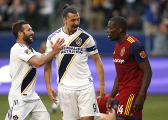 Zlatan and Onuoha dispute continues in dressing room