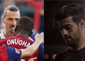 Ibrahimovic, Carlos Vela... MLS week 9 highlights