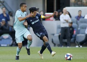 LAFC chasing LA Galaxy '98 MLS goals record