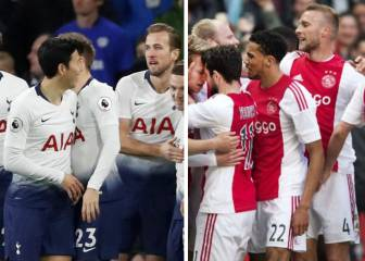 Tottenham-Ajax: Champions League 'underdogs' clash