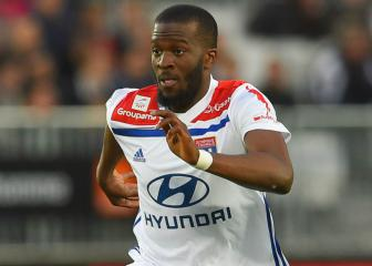 Ndombele: Lyon want Juve over Real Madrid and Manchester