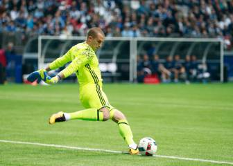 Montreal Impact goalkeeper named MLS Player of the Week