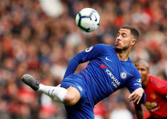Hazard on Chelsea's list for charity game in USA