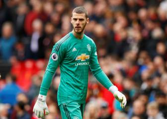 PSG ready to move for De Gea should Buffon retire
