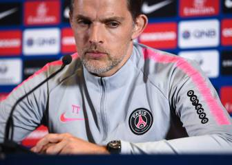 PSG need to sign battle hardened players - Tuchel