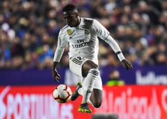 Benzema still out but Vinicius returns to banish Real blues