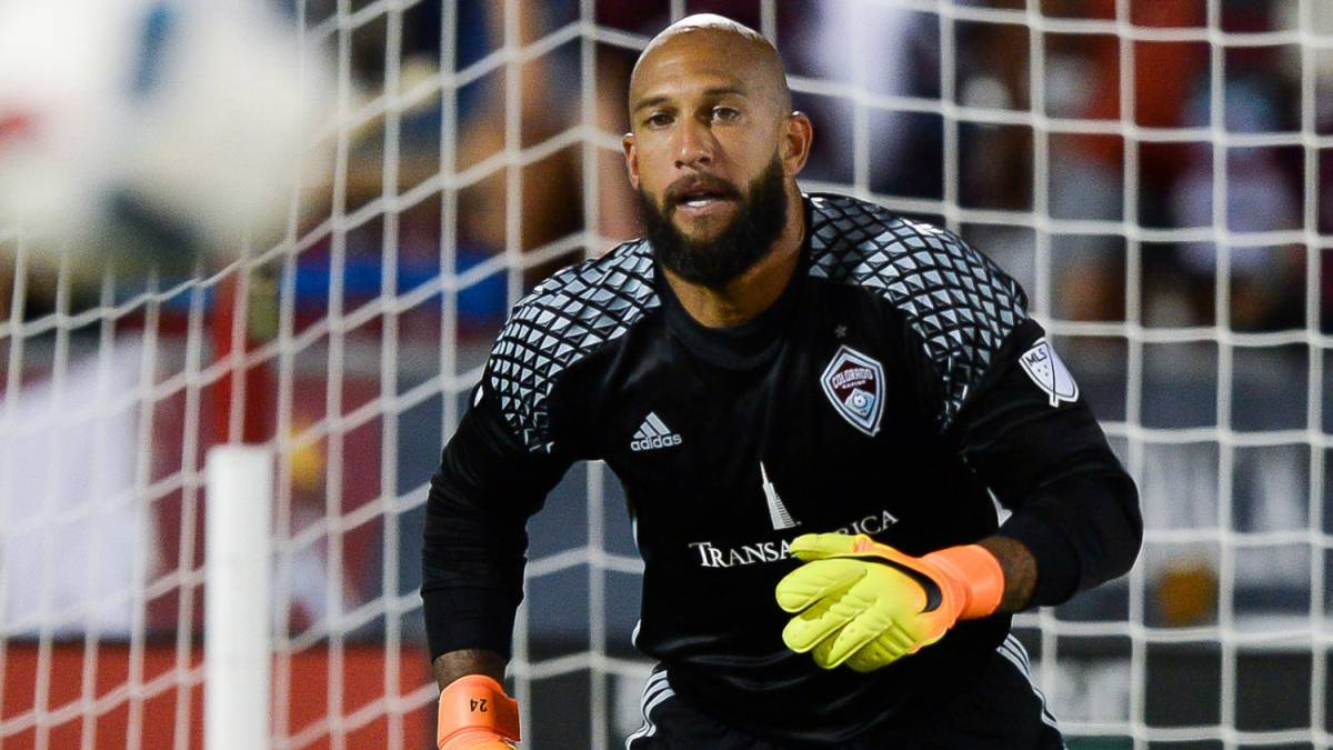 651fbdaf0 Tim Howard doesn t want Liverpool to win while he s still alive - AS.com