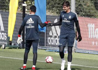 Courtois to stay, as Navas looks likely to leave Bernabéu