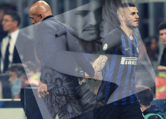 Naked Icardi and Nara photos shrugged off by Spalletti