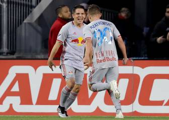 NY Red Bulls vs LA Galaxy: how and where to watch