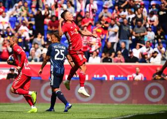 Red Bulls defeat LA Galaxy to get their second win in a row