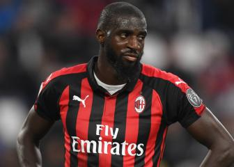 Bakayoko apologises to AC Milan team-mates