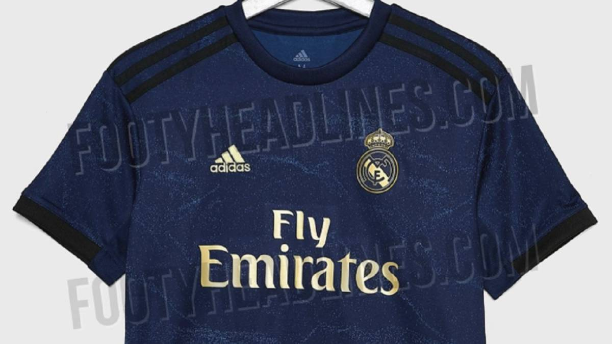 9385f977b New Real Madrid home and away kits leaked online - AS.com