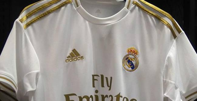 cade11c74 New Real Madrid home and away kits leaked online. Full screen. Real  Madrid s 2019-20 home kit. FootyHeadlines