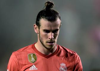 Zidane insists dropping Bale was 'not a message'