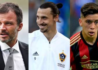 LA Galaxy, LAFC, Zlatan... MLS week 10 highlights