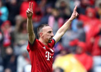 Ribery could return to Bayern after concluding playing career