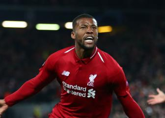 Wijnaldum's anger at being benched behind two-goal display