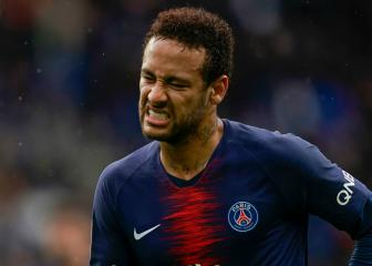 PSG deny reports Neymar clashed with team-mates