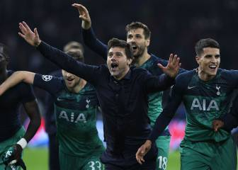 "Pochettino: ""My players are heroes"""