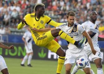 Columbus chalk up first win after five-game losing streak