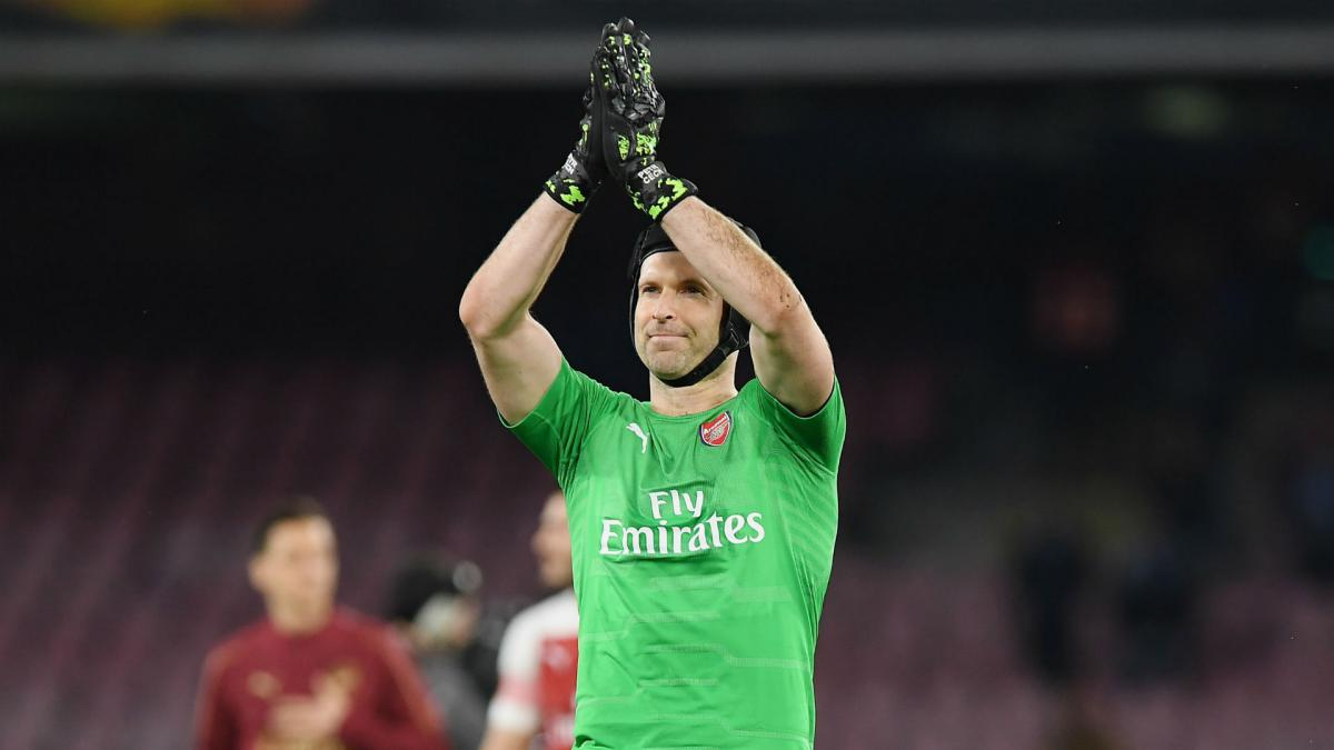 86c478ac06d Retiring after an Arsenal-Chelsea final could be 'too much' for Cech