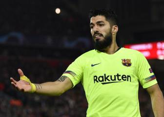 Barcelona: Luis Suárez to undergo knee surgery